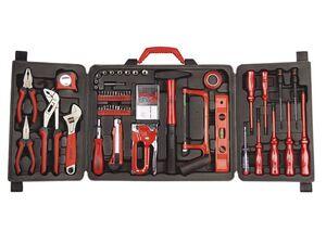 BRÜDER MANNESMANN M29065 Haushalts-Werkzeugsortiment