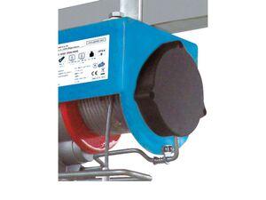 Güde Elektrischer Seilzug, bis 600 kg Hubkraft, 12 m Seillänge, 1050 Watt Leistung