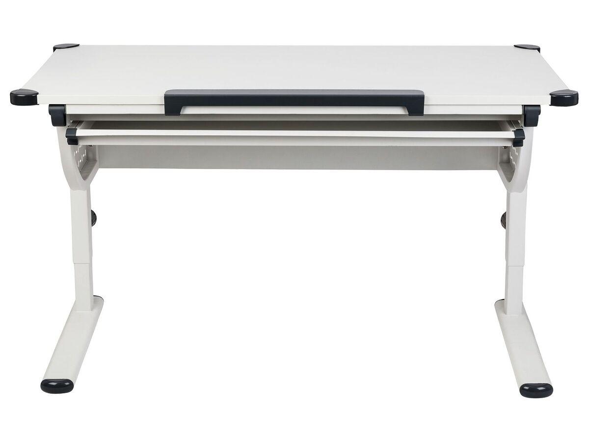 Bild 2 von LIVARNO LIVING® Kinderschreibtisch, ergonomisch, praktisches Lineal, Ecken mit Schutzkappen