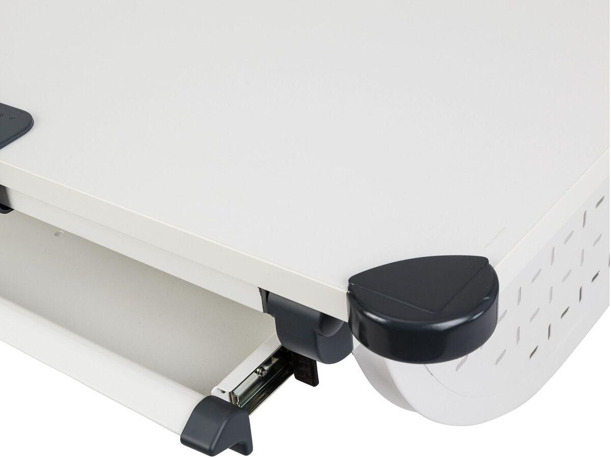 Bild 3 von LIVARNO LIVING® Kinderschreibtisch, ergonomisch, praktisches Lineal, Ecken mit Schutzkappen