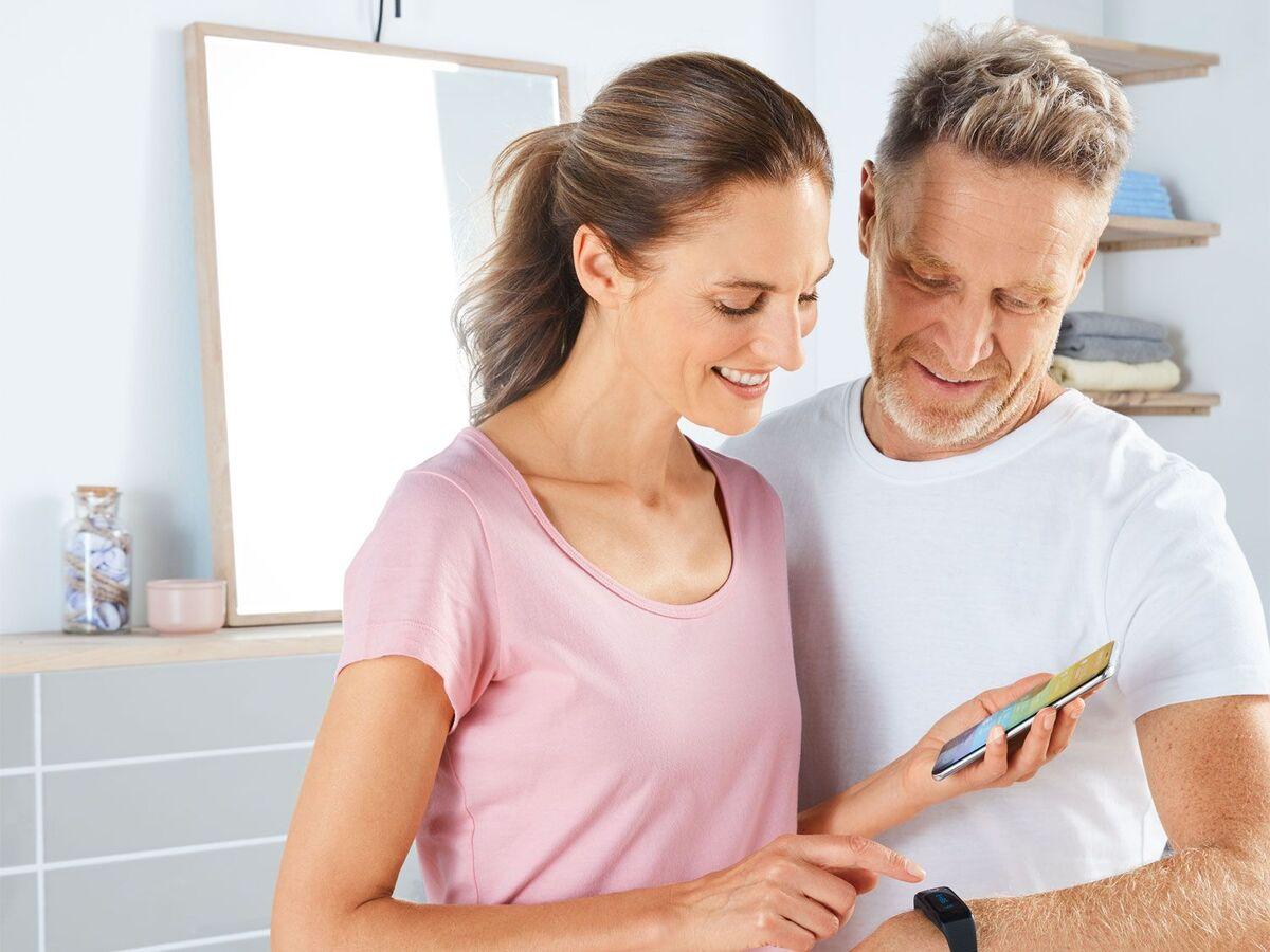 Bild 2 von SILVERCREST® Aktivitätssensor mit Herzfrequenzmessung und App