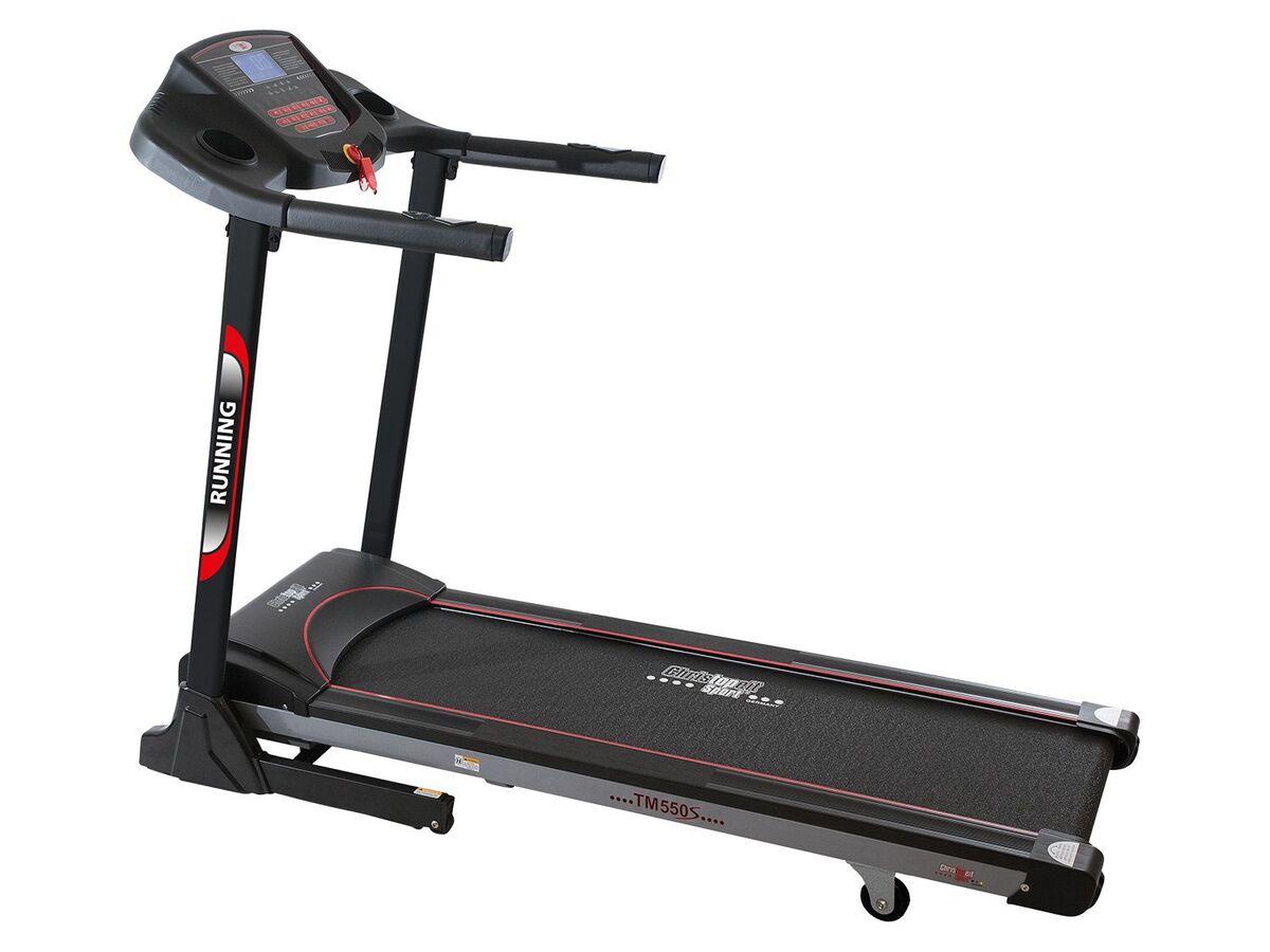 Bild 1 von Christopeit Laufband »TM 550 S«, mit Herzfrequenzmessung, 9 Trainingsprogramme
