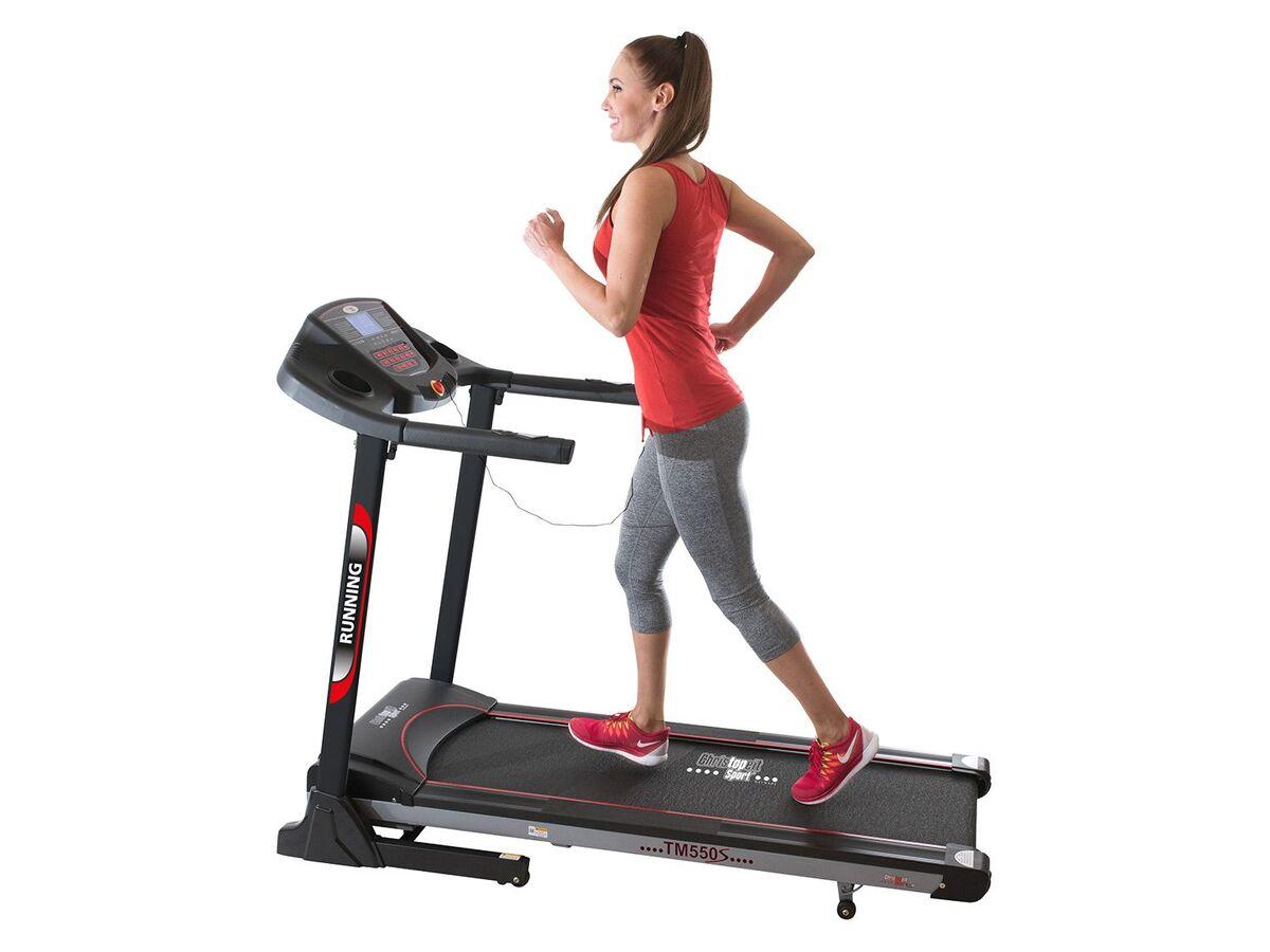 Bild 5 von Christopeit Laufband »TM 550 S«, mit Herzfrequenzmessung, 9 Trainingsprogramme