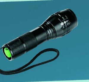 EASYmaxx Security Power Taschenlampe