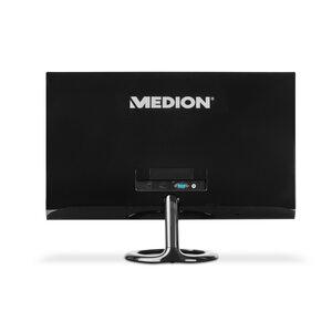 MEDION AKOYA® P55491, Widescreen Monitor, 59,8 cm (23,6''), Full HD Display, HDMI und rahmenloses Design