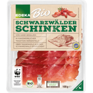 EDEKA Bio Schwarzwälder Schinken