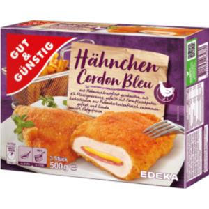 Gut & Günstig Hähnchen Cordon Bleu