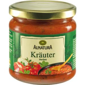 Alnatura Tomatensauce Kräuter