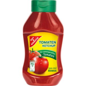 Gut & Günstig Tomatenketchup