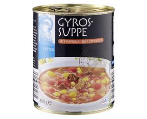 LYTTOS Suppe Griechischer Art