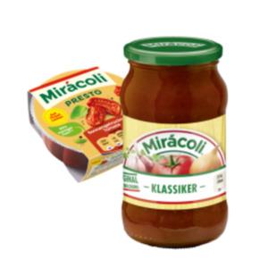 Mirácoli Pastasaucen, Presto oder Pesti