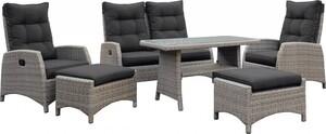 PRIMASTER Lounge Möbelset Pescara |
