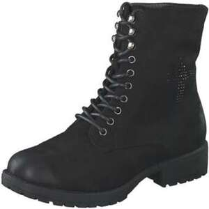 Inspired Shoes Schnürstiefelette Damen schwarz