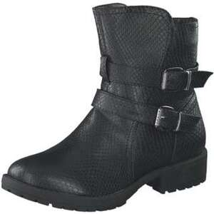 Inspired Shoes Stiefelette Damen schwarz