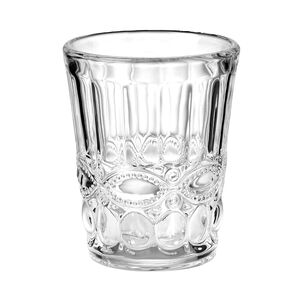 6x Trinkglas 240 ml transparent