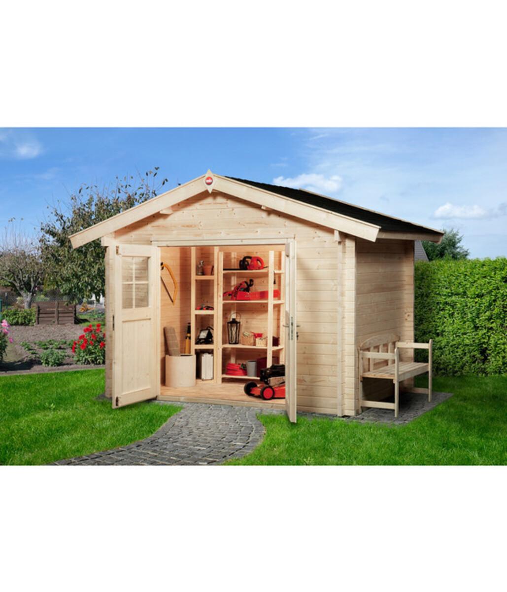 Bild 1 von Weka Gartenhaus Premium 45