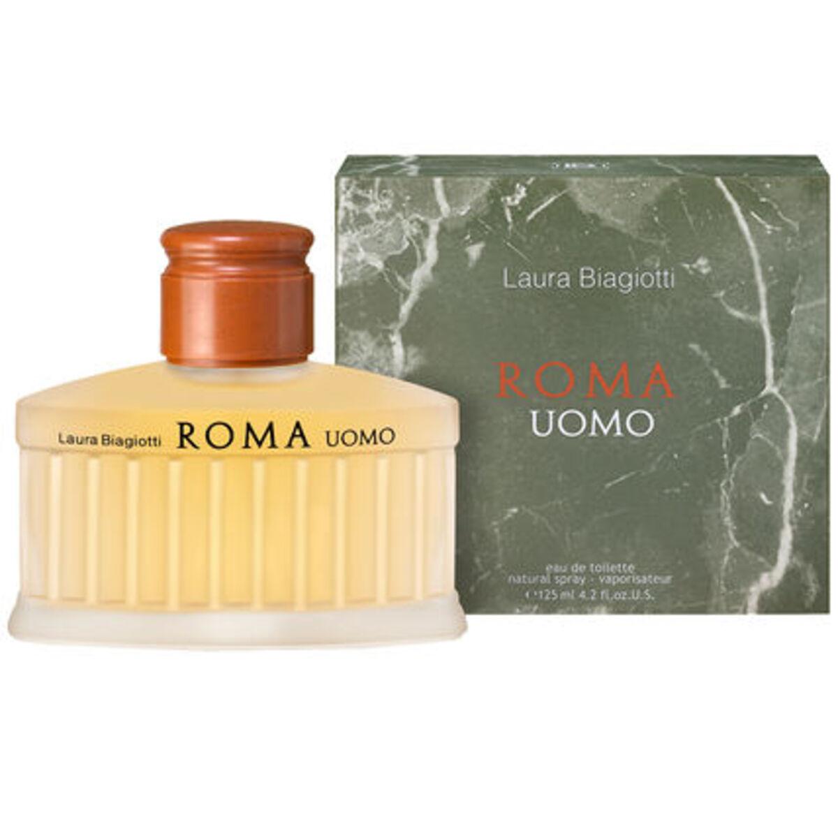 Bild 2 von Laura Biagiotti Roma Uomo, Eau de Toilette, 125 ml