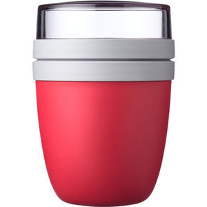 """Mepal Lunchpot """"Ellipse"""", nordic red"""