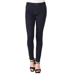 s.Oliver Jeans, Super Skinny Fit, Stretch-Denim, unifarben, für Damen