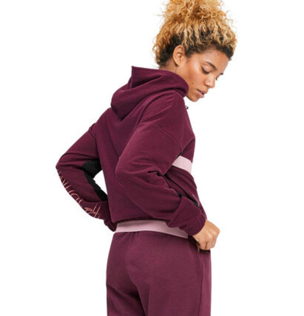 "Bild 2 von Puma Trainingsjacke ""HIT Feel It Sweat Jacket"", für Damen"
