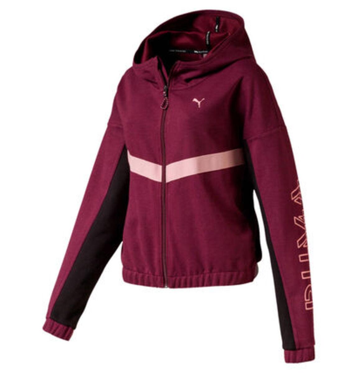 "Bild 4 von Puma Trainingsjacke ""HIT Feel It Sweat Jacket"", für Damen"