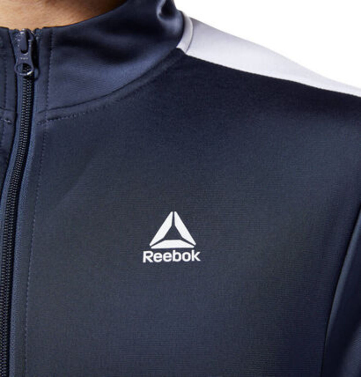 Bild 3 von Reebok Herren Trainingsjacke Linear Logo