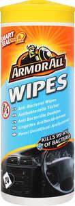 ARMOR ALL  Antibakterielle Tücher