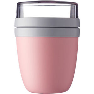 "Mepal Lunchpot ""Ellipse"", nordic pink, altrosa"