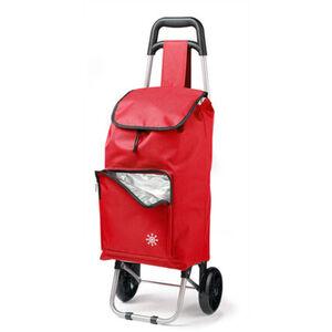 K-Town Einkaufsroller, rot, rot