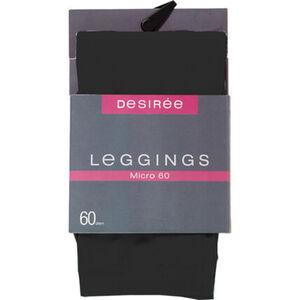 Desirée Leggings Micro 60, 60 den, uni, für Damen