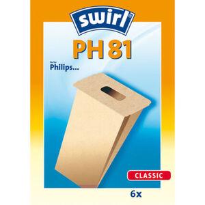 Swirl PH 81 Staubsaugerbeutel