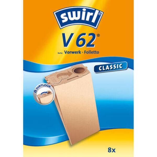 Swirl V 62 Staubsaugerbeutel