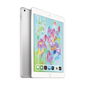 """Apple iPad 9,7"""" 2018 Wi-Fi + Cellular 32 GB Silber (MR702FD/A)"""