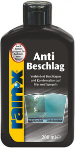 Rain X Antibeschlag, 200 ml