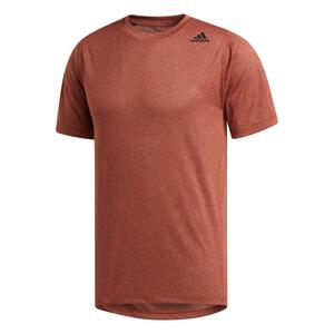 ADIDAS T-Shirt Fitness Cardio Herren orange
