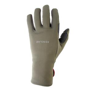 Handschuhe Trek 500 Erwachsene khaki