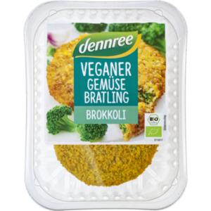 dennree Gemüse-Bratlinge