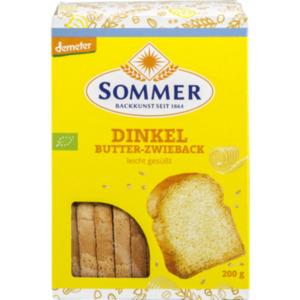 Sommer & Co. Zwieback