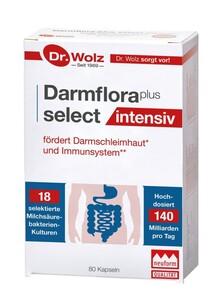 Dr. Wolz  Darmflora plus select intensiv 80 Kapseln