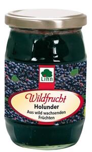 Lihn  Wildfrucht Holunder 330 g