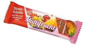 Dr. Balke  Multifrucht-Fruchtschnitten 100 g + 20% gratis