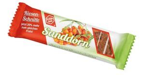 Dr. Balke  Sanddorn-Fruchtschnitten 100 g + 20% gratis