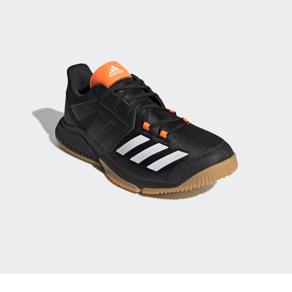 Bild 2 von Handballschuhe Essence Erwachsene schwarz/orange