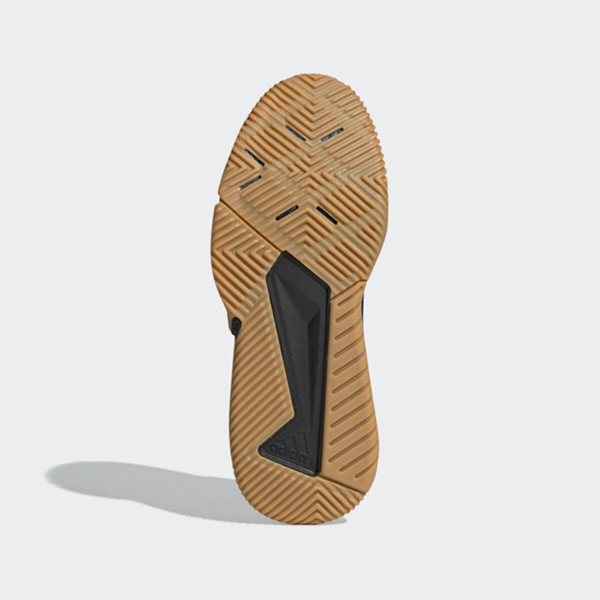 Bild 3 von Handballschuhe Essence Erwachsene schwarz/orange