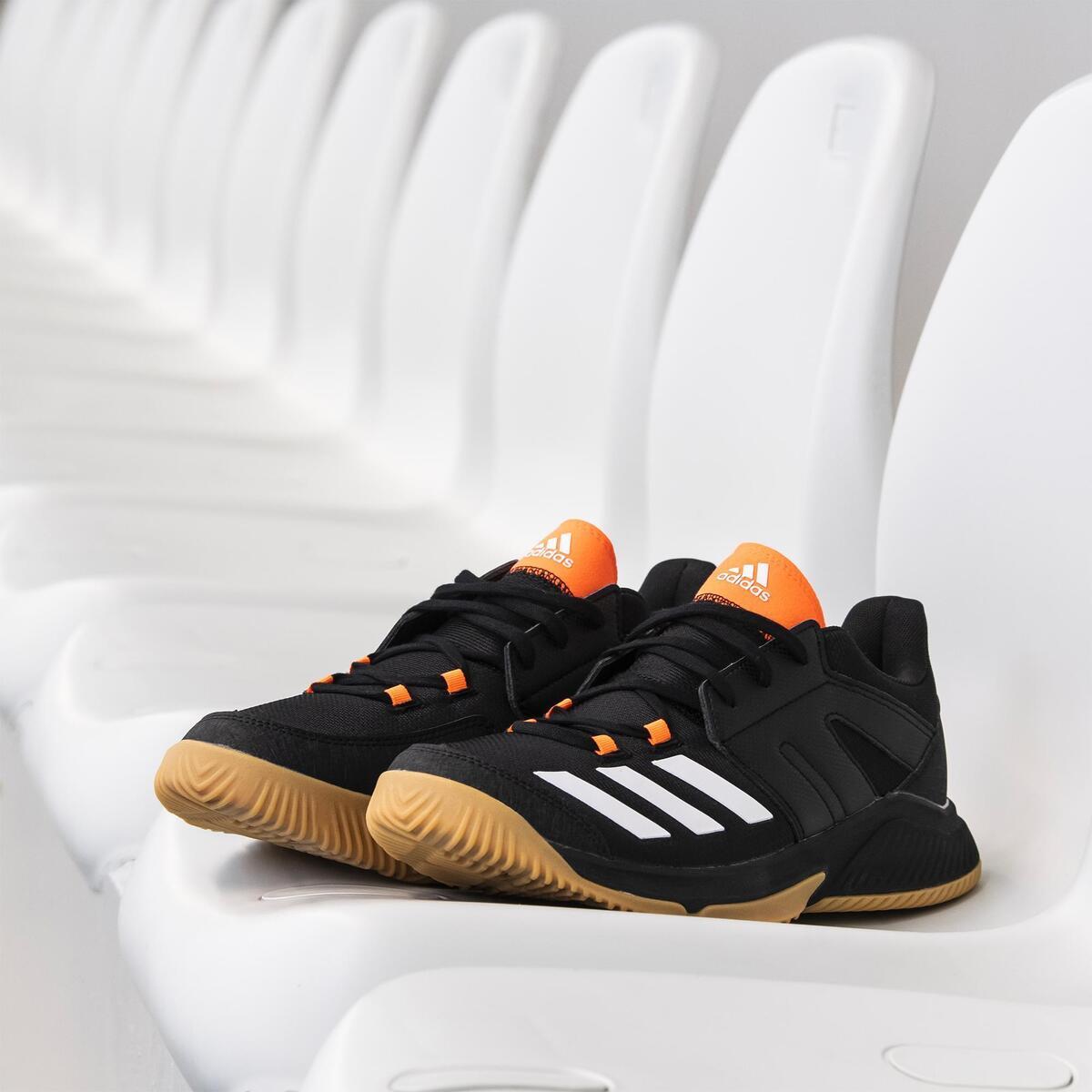 Bild 4 von Handballschuhe Essence Erwachsene schwarz/orange
