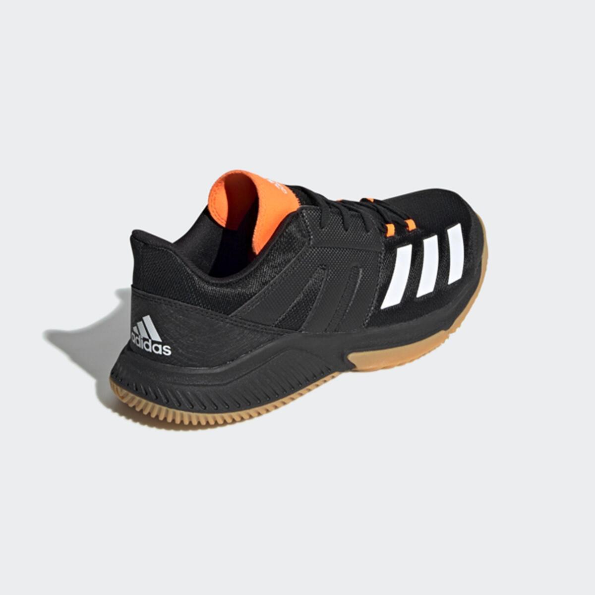 Bild 5 von Handballschuhe Essence Erwachsene schwarz/orange