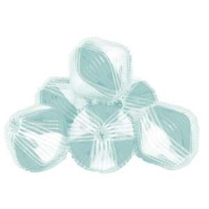 IDEENWELT 8er Set Anti-Fusselbälle blau