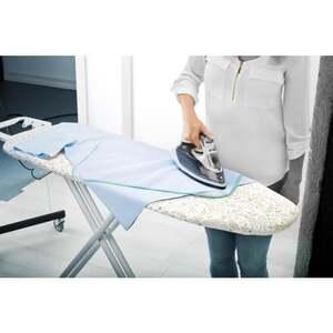 IDEENWELT Bügelbrettbezug mit Bügelschutztuch Sträucher