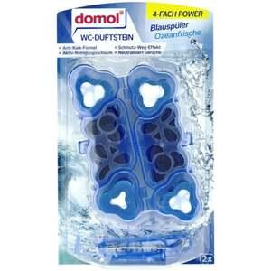 domol WC-Duftstein Blauspüler Ozeanfrische 1.55 EUR/100 g