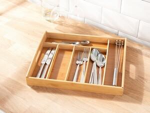 Kesper Besteckkasten für Schublade aus Holz
